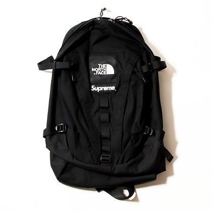 Supreme × The North Face / Expedition Backpack Black /新古品・未使用品
