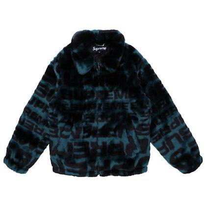Supreme / Faux Fur Bomber Jacket / Lサイズ
