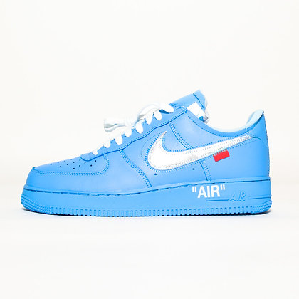 Nike×Off-White Air Force1 MCA University Blue / 28cm