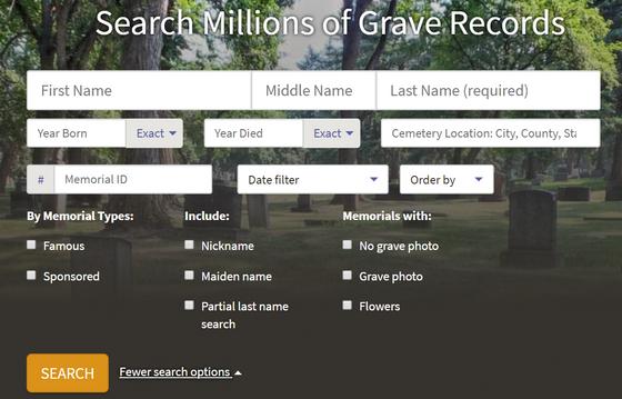 5 Free Genealogy Websites