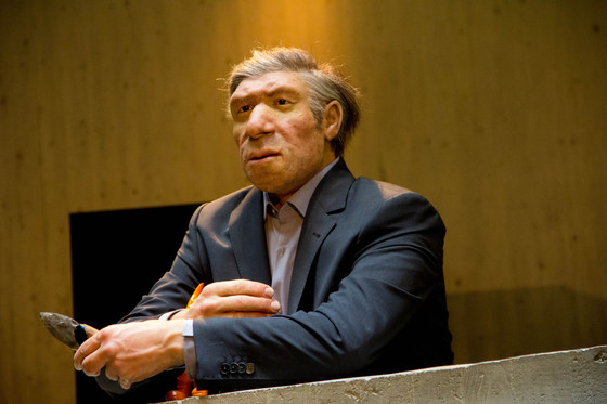 I am a Neandertal (and so are you)