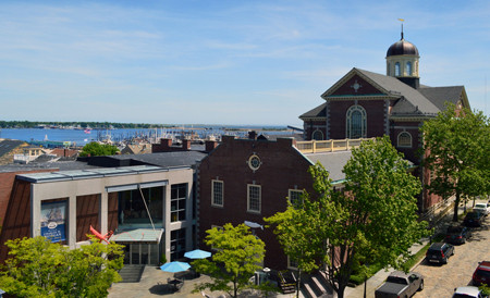 Historical Tourism: the New Bedford Whaling Museum