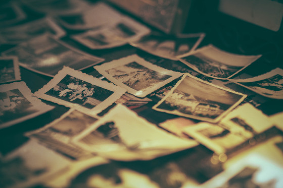 How to preserve an old photo album