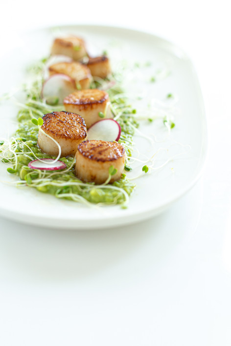 Scallops with Pea Puree.jpg