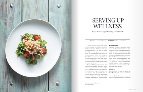 Copy of Edible Northeast Florida Article
