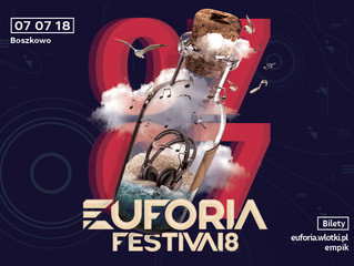 8 powodów, dla których warto być częścią tegorocznej edycji Euforia Festival!