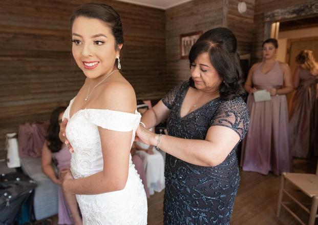 Getting ready in the Bridal cabin 2.jpg