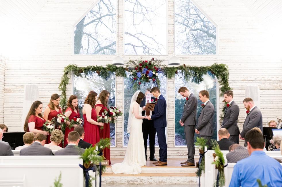 cHRISTMAS Wedding at the altar.jpg