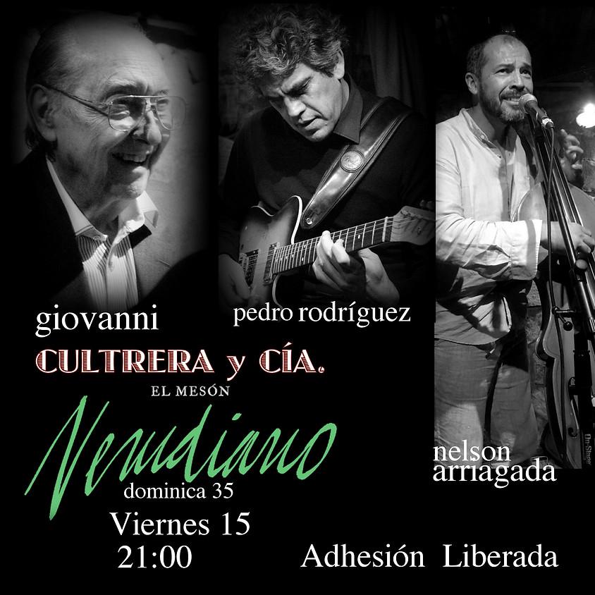 El Jazz-Swing Clásico Giovanni Cultrera y Cía.