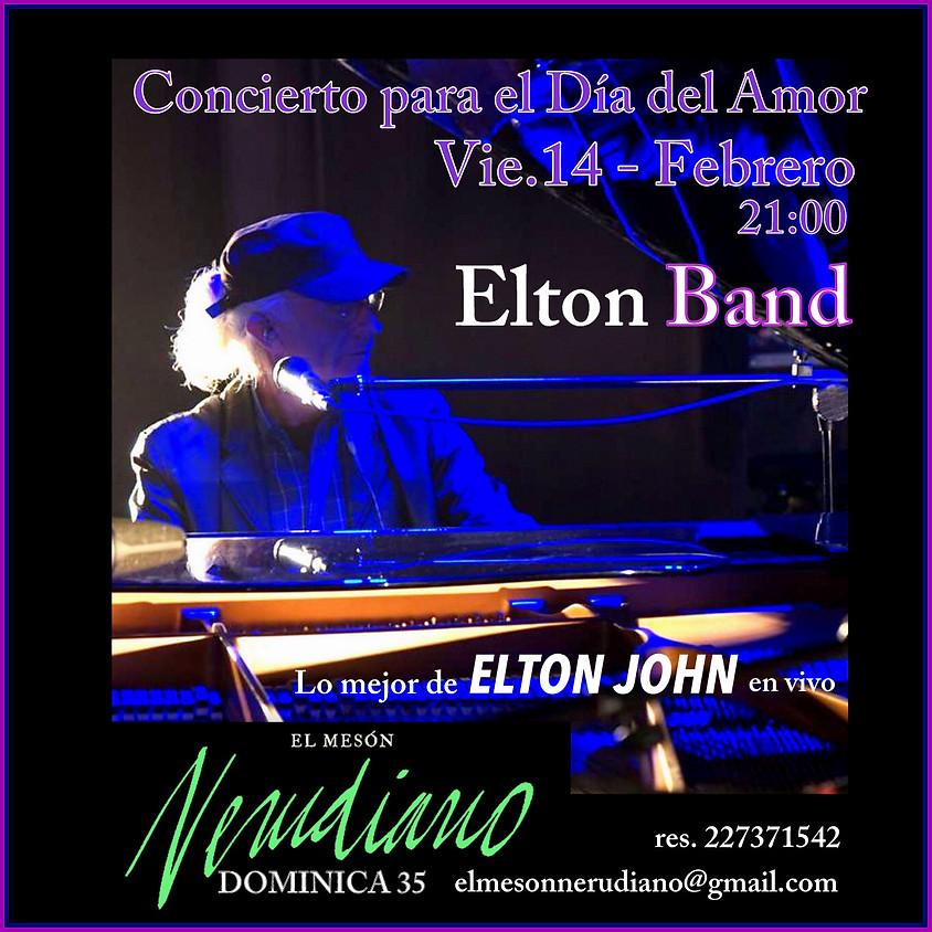 LO MEJOR de ELTON JOHN