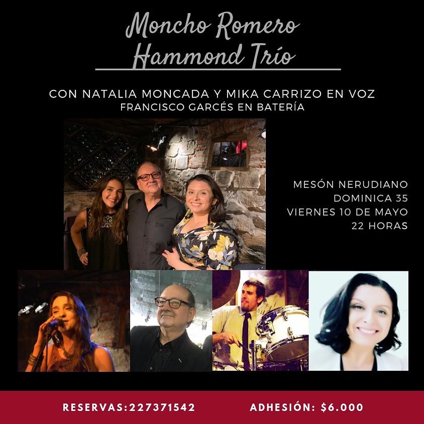 Moncho Romero Hammond Trío: Jazz-Swing