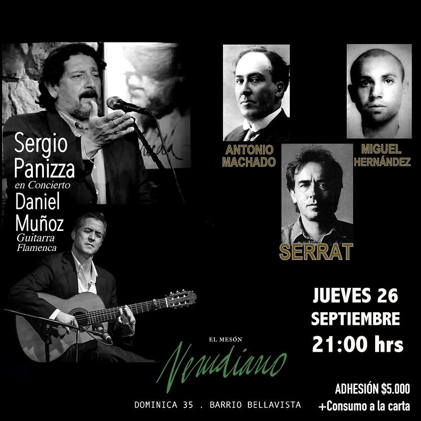 SERGIO PANIZZA en concierto
