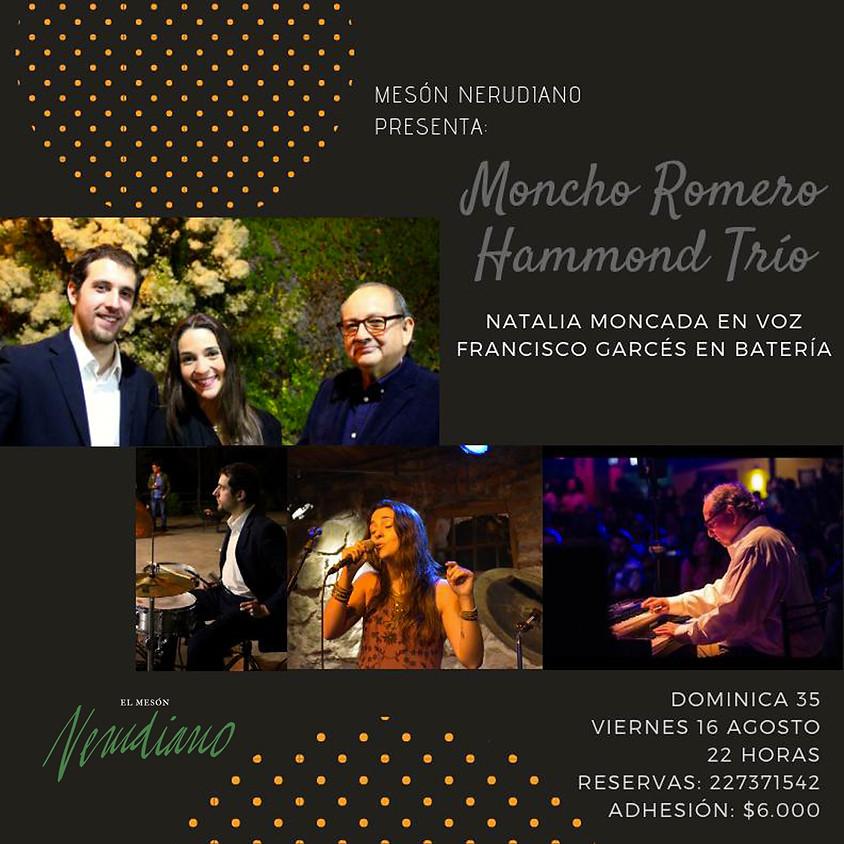 Moncho Romero Hammond Trío