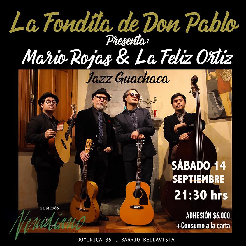 Mario Rojas & Feliz Ortiz Band