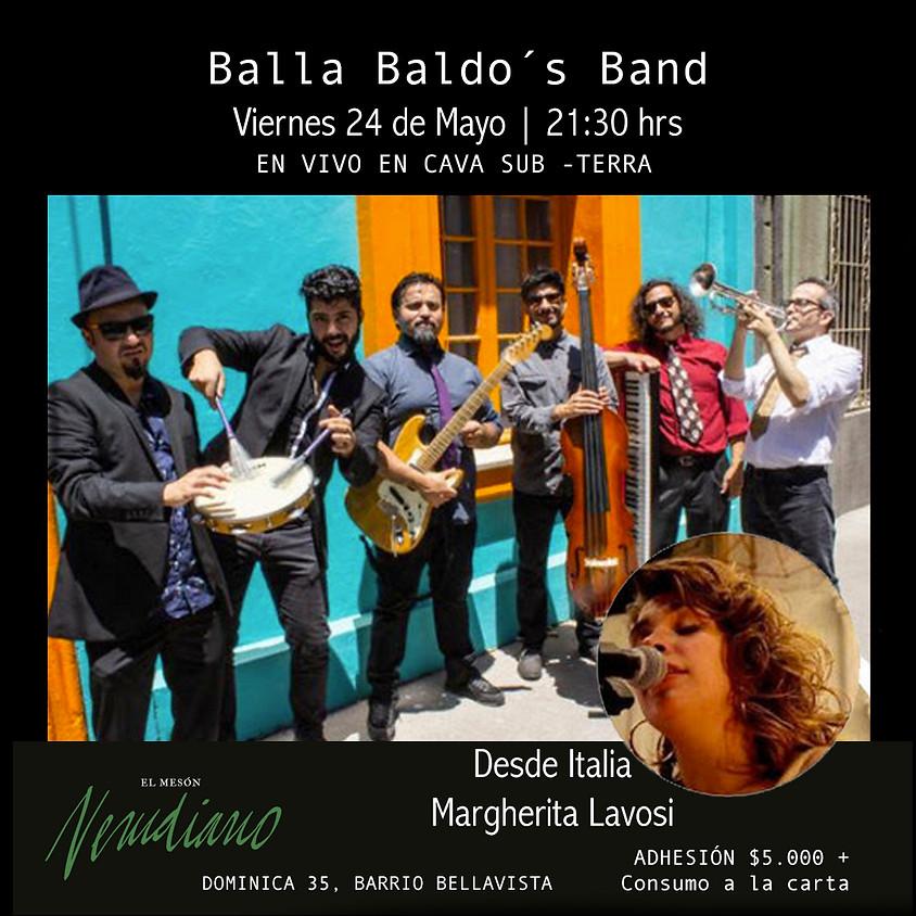 Balla baldo´s band & Margherita Lavosi