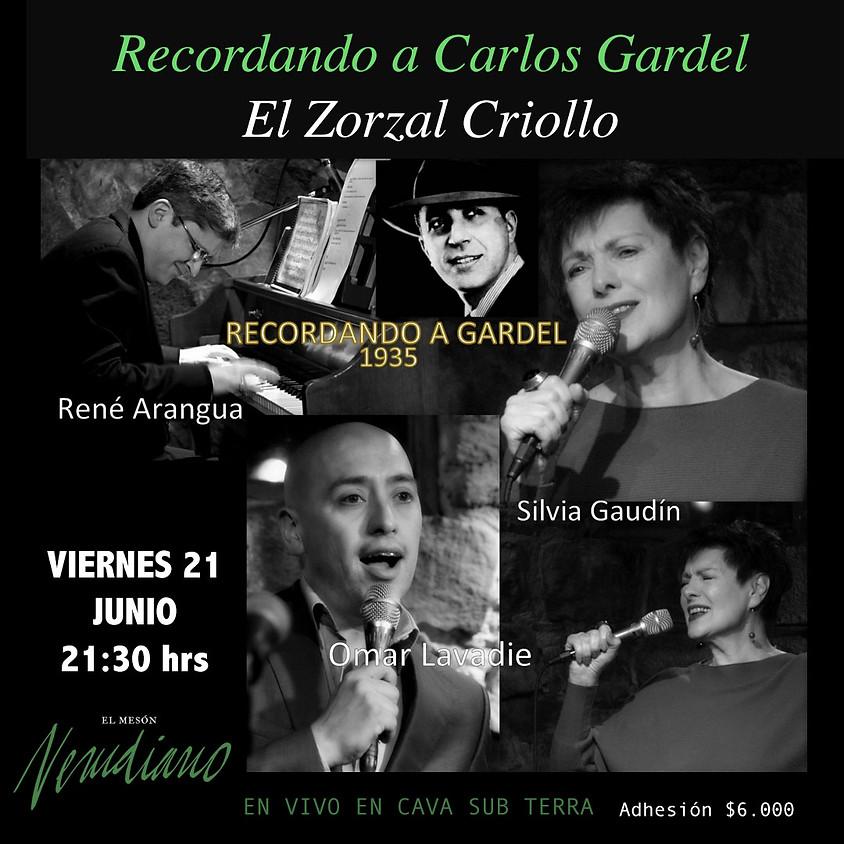 Recordando a Carlos Gardel, el Zorzal Criollo