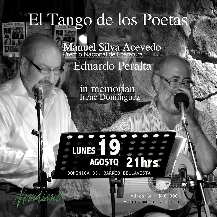EDUARDO PERALTA & MANUEL SILVA ACEVEDO: EL TANGO DE LOS POETAS