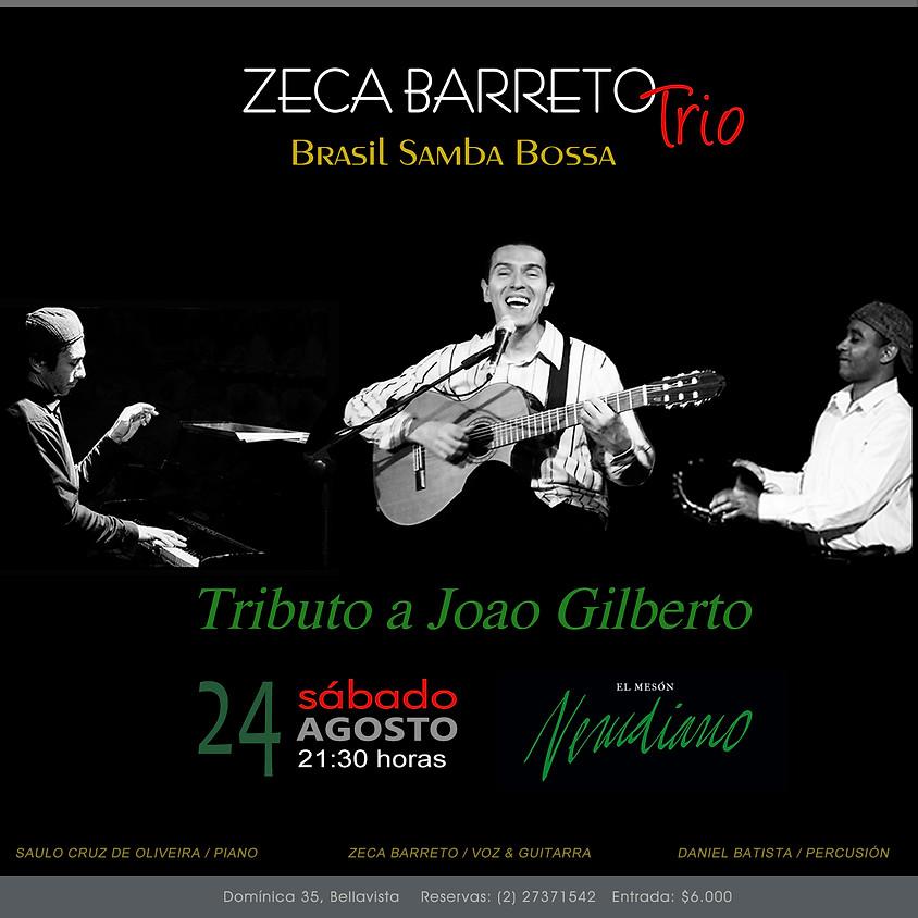 Zeca Barreto Trío