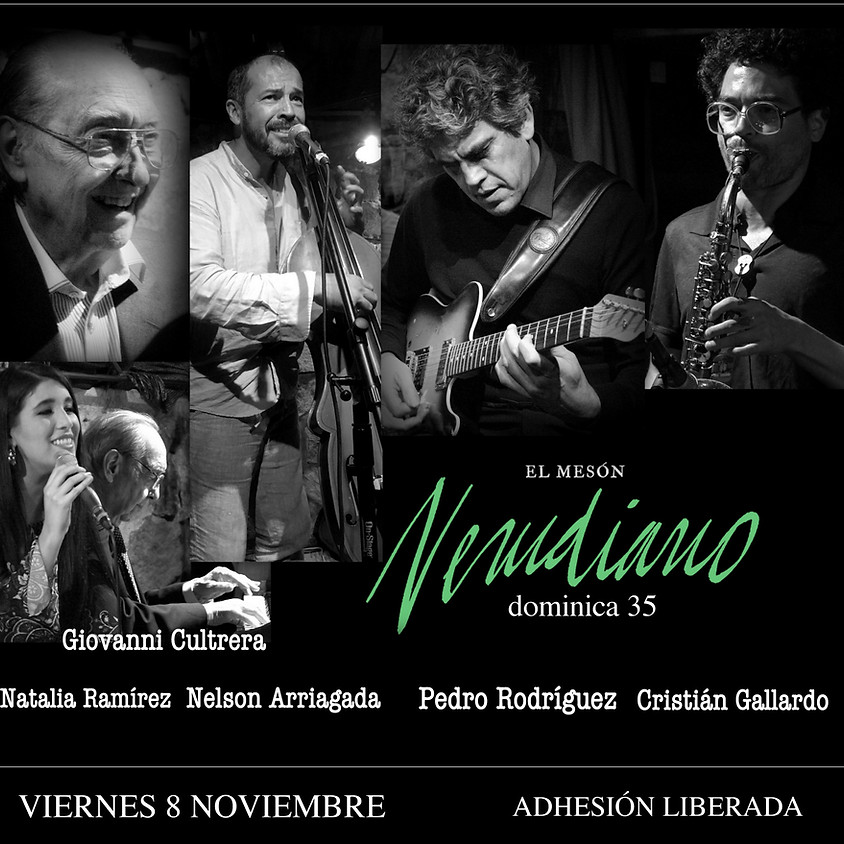 """""""Jazz- Swing Clásico de Cultrera y Cía"""""""