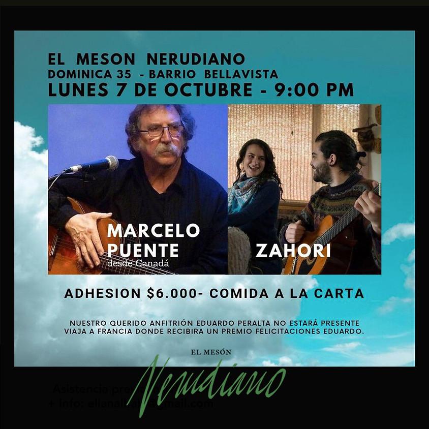 Marcelo Puente y Zahori