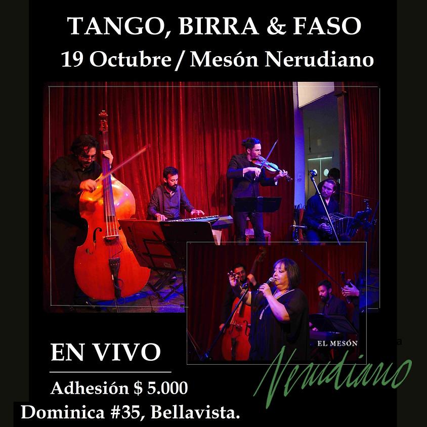 Tango,Birra & Faso