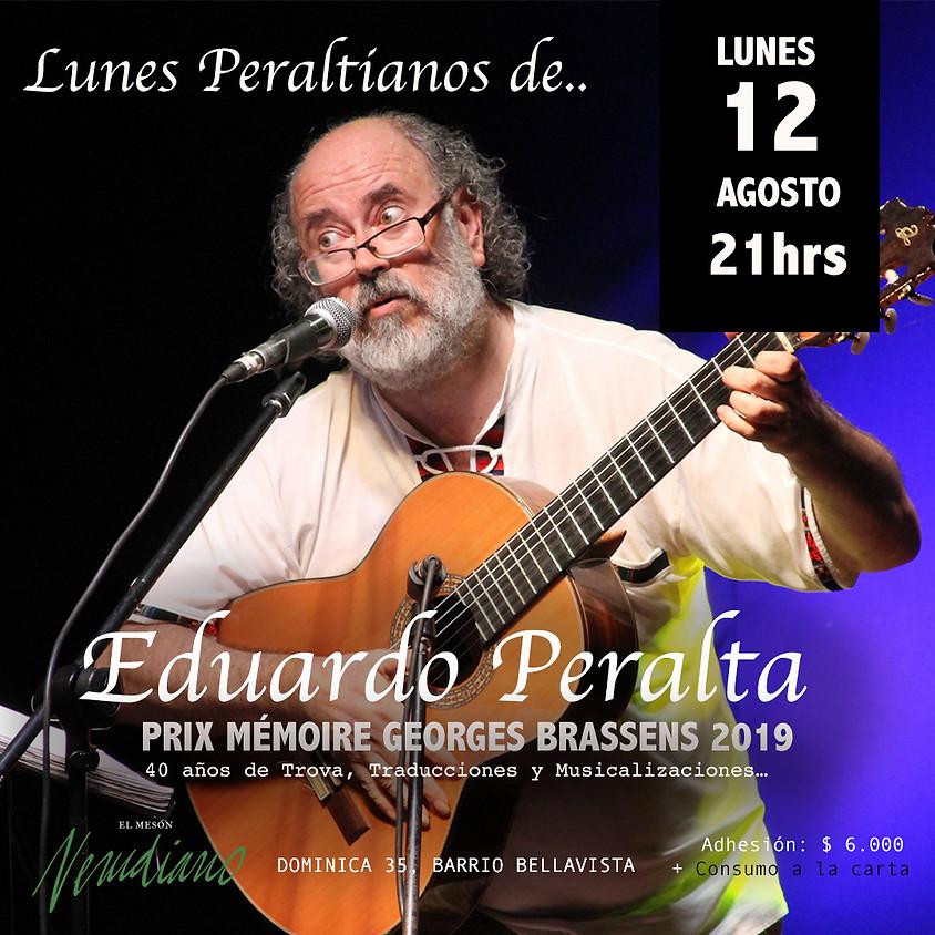 Lunes Peraltianos de Eduardo Peralta