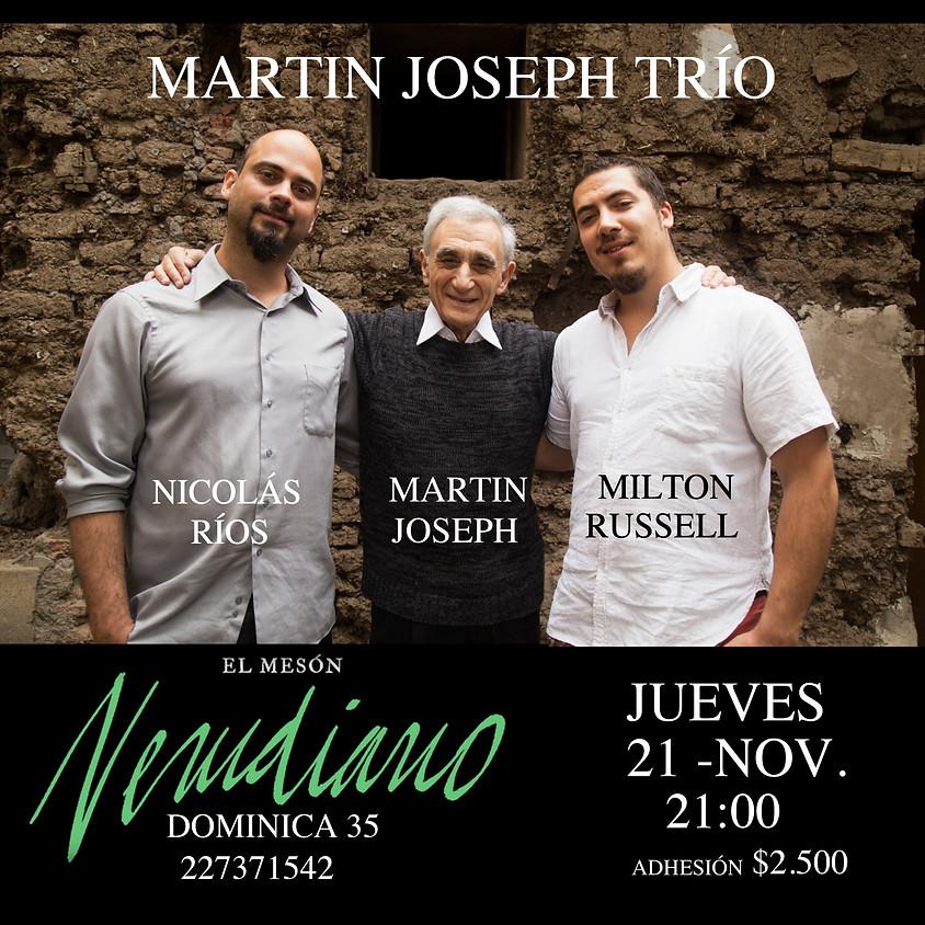 MARTIN JOSEPH TRÍO