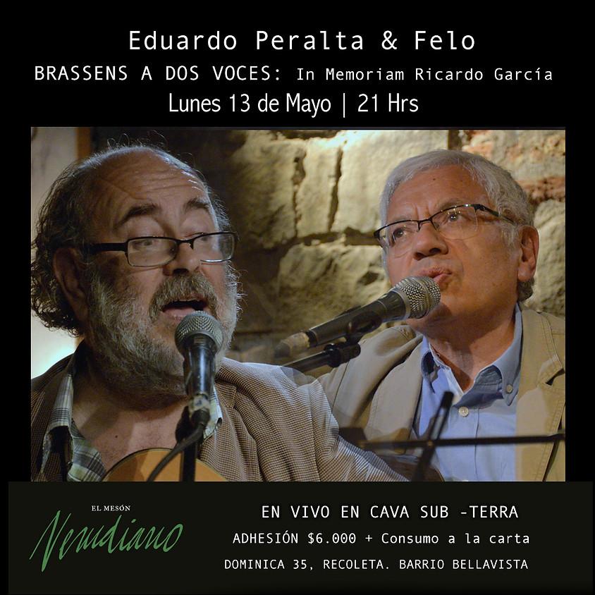 Eduardo Peralta & Felo