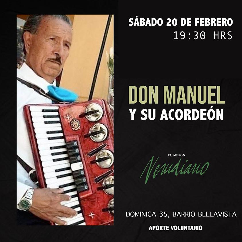 DON MANUEL Y SU ACORDEÓN