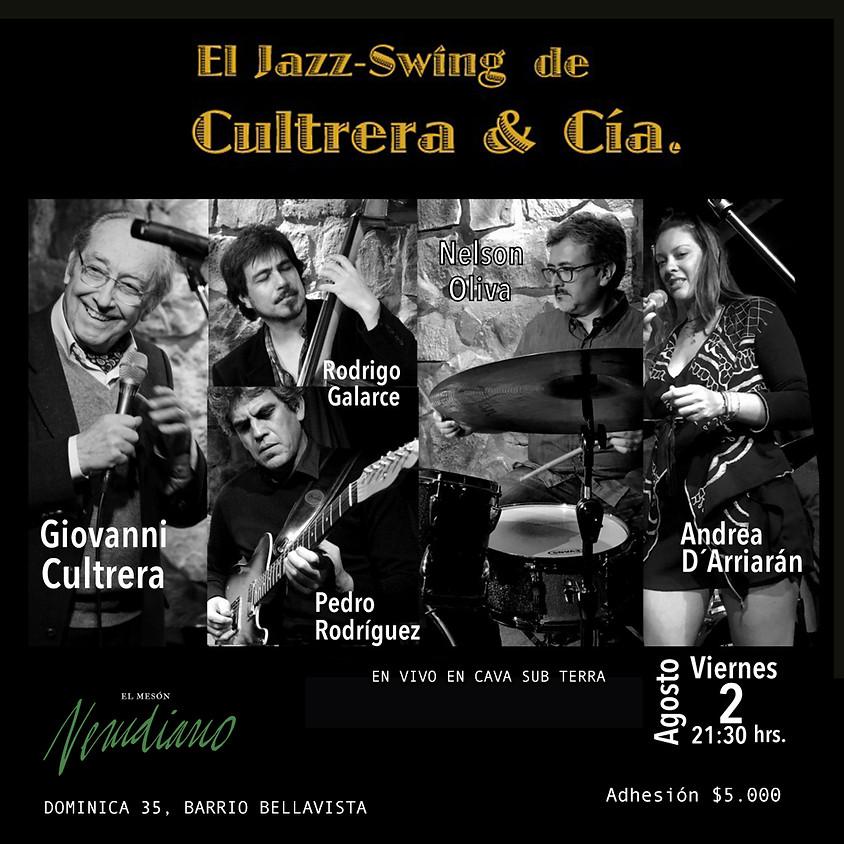 Jazz-Swing Giovanni Cultrera y Cía.