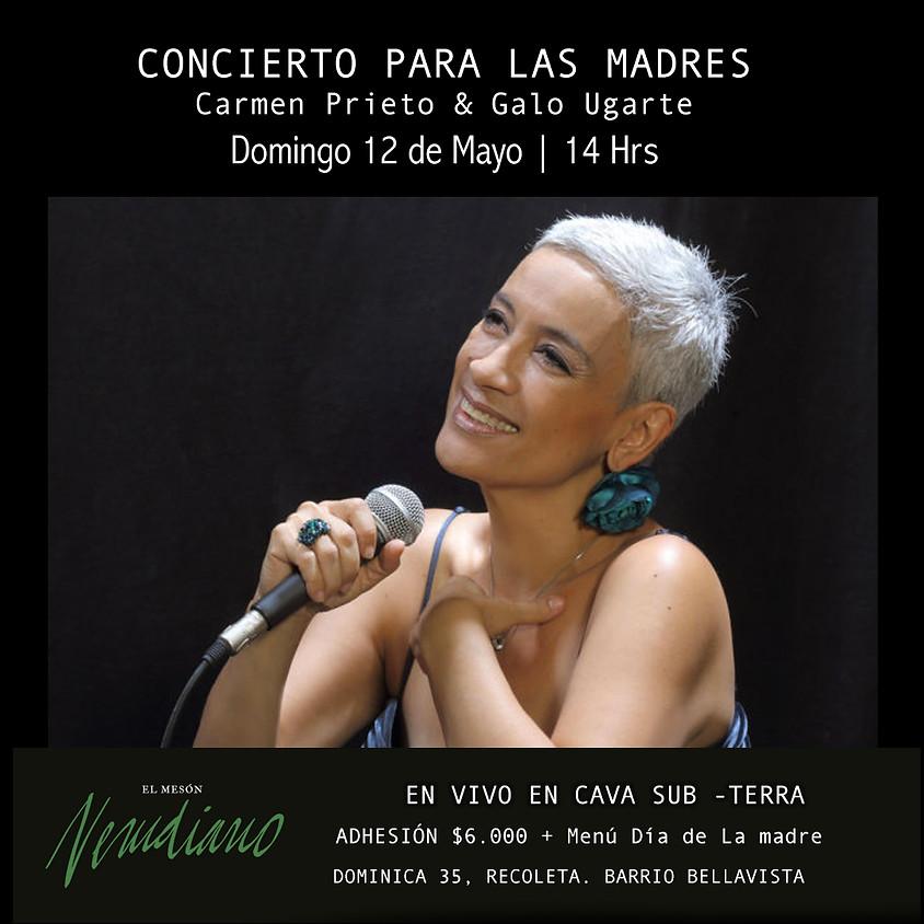 Concierto para las Madres: Carmen Prieto & Galo Ugarte