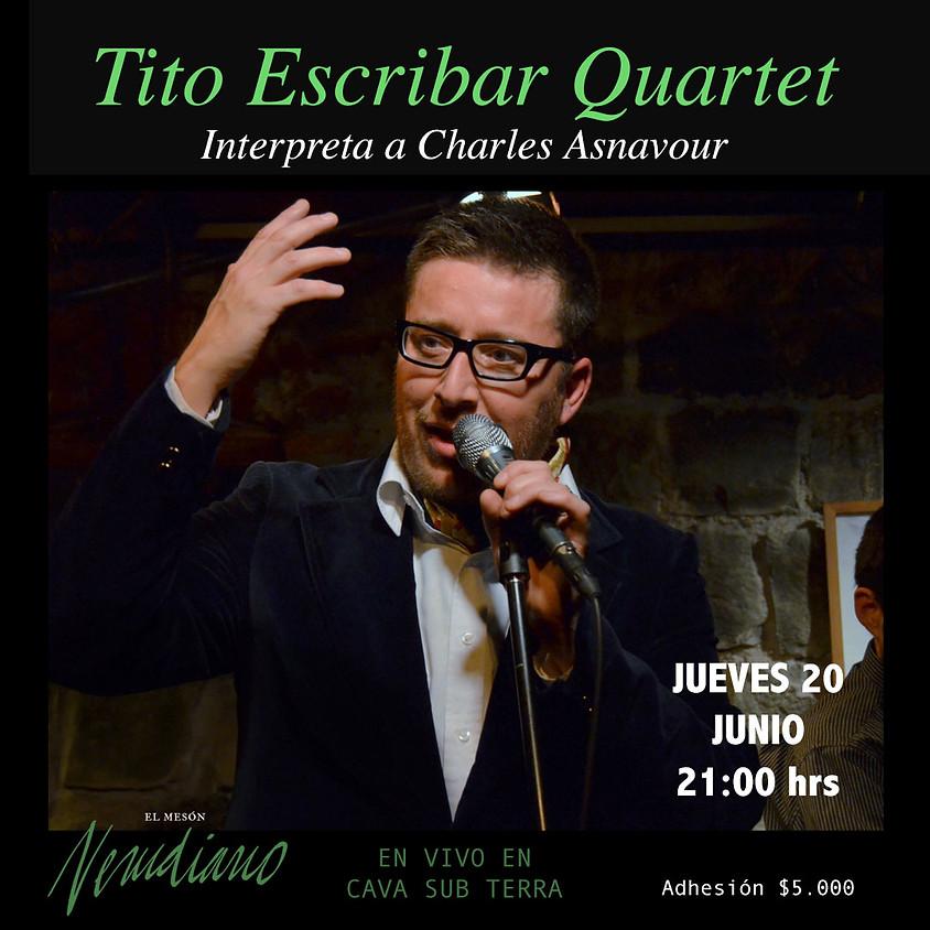 Tito Escribar Quartet