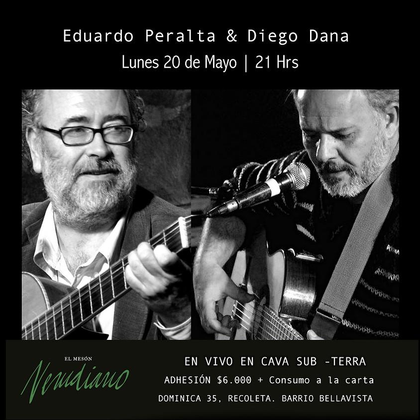 Eduardo Peralta y Diego Dana