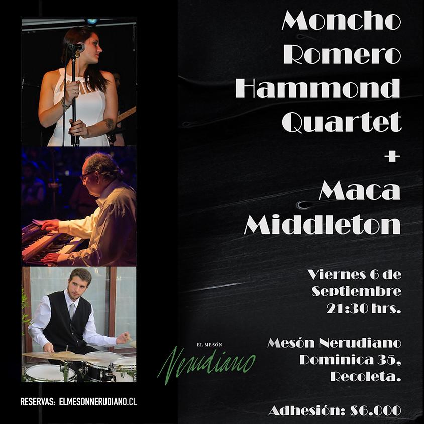 Moncho Romero Jazz Quartet