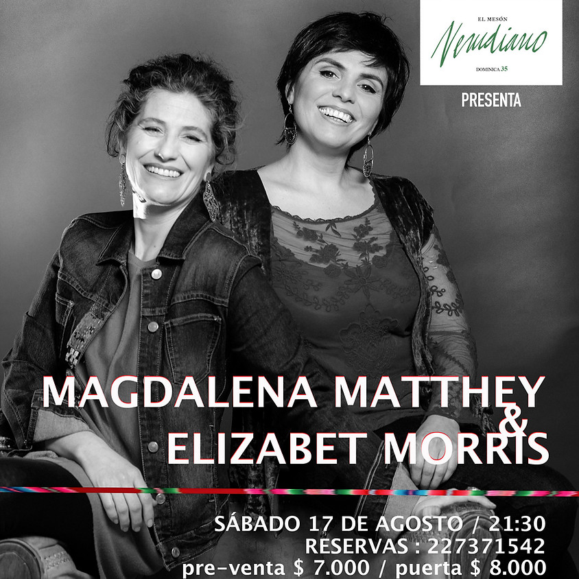 Magdalena Matthey - Elizabeth Morris
