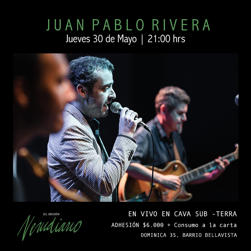 JUAN PABLO RIVERA