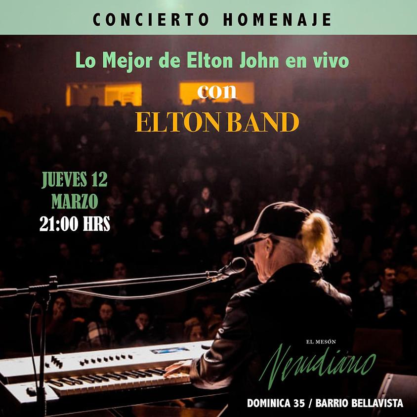 Lo Mejor de Elton John con la ELTON BAND