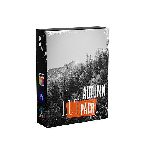 AUTUMN / WINTER LUT PACK