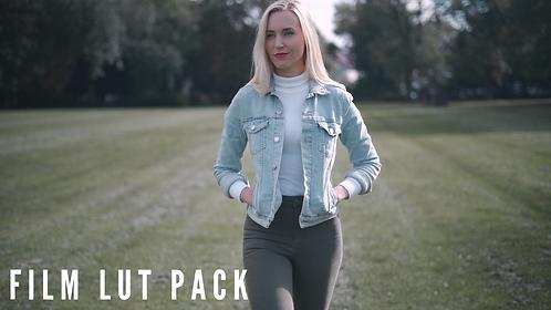 Film LUT Pack