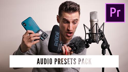 SH Audio Presets Pack