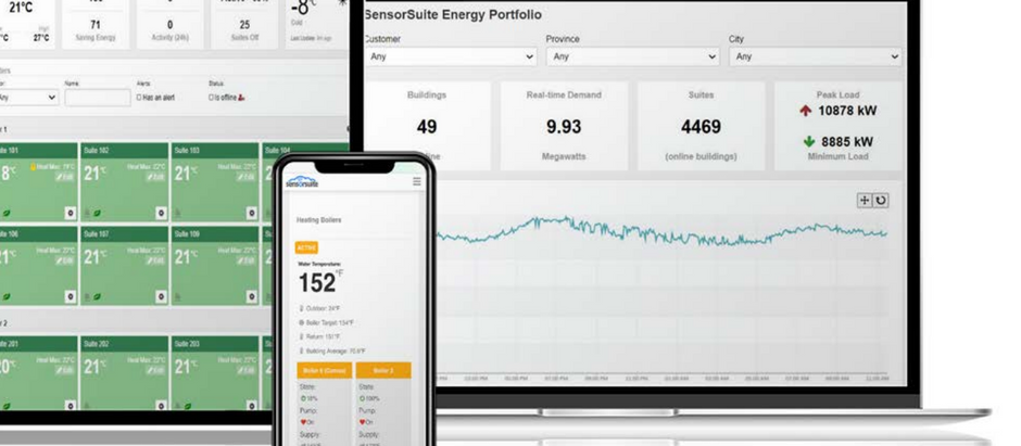 SensorSuite Demonstrates Utility Savings with Intelligent BAS Lite Controls for Non-BAS Facilities