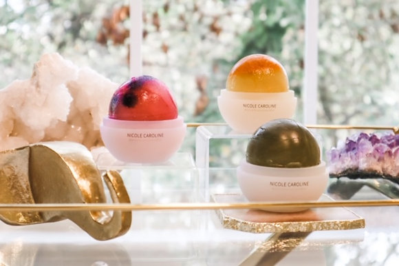 """""""Facial Ice Sphere""""tm Kit (Includes Sphere, +Blends, + Instructions)"""