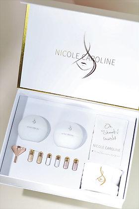 The Nicole Caroline Luxury Ice Facial Set (tm)