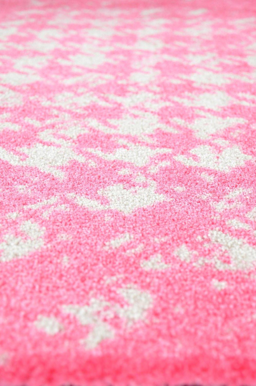 Fußmatte pink