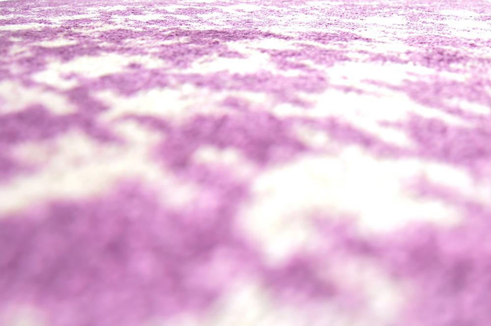 Fußmatte lila