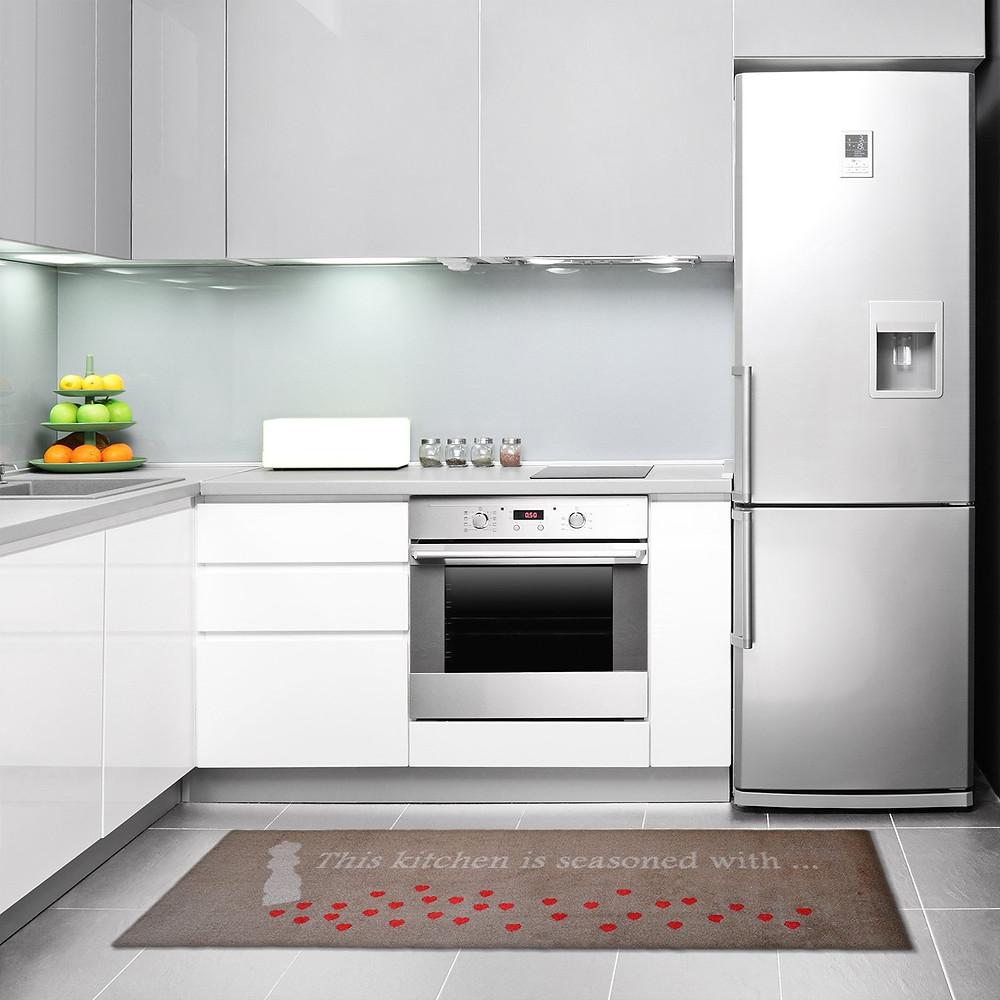 Teppichläufer Küche