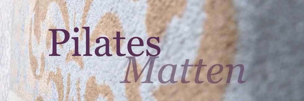 Pilates Matten waschbar rutschfest