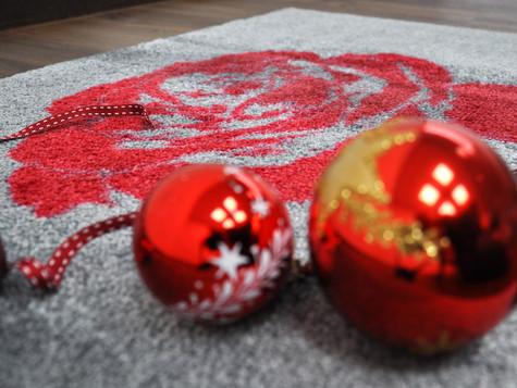 Teppiche und Fußmatten als Weihnachtsgeschenk
