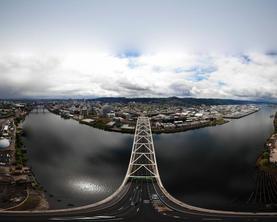 Freemont Bridge to Nowhere.