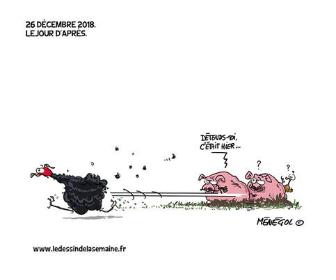26 DEC. 2018 - LE JOUR D'APRÈS...